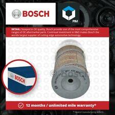 Air Filter fits MITSUBISHI L300 Mk2 Mk3 2.5D 86 to 01 Bosch MD064346 MD603346