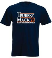 Mitch Trubisky Khalil Mack Chicago Bears 2020 T-Shirt