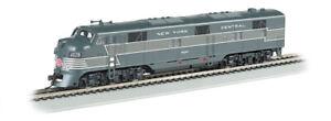 Bachmann 66604 HO New York Central E7A Diesel Locomotive Sound/DCC #4028 LN/Box