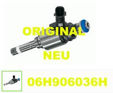 NEU ORIGINAL BOSCH VW 06H906036H EINSPRITZDÜSE EINSPRITZVENTIL AUDI SKODA 1.8