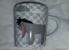 Disney Store Eeyore Checkered Mug Winnie the Pooh New