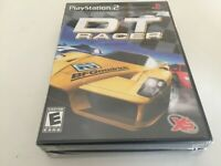 DT Racer (Sony PlayStation 2, 2005) PS2 NEW