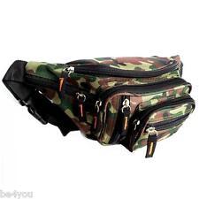Army Gürteltasche Bauchtasche Tarntasche Tarn Hüfttasche Handy Kamera  Freizeit