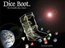 Chessex Dice Boot (Revised Clamshell Packaging)
