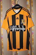 Hull City Home football shirt 2011-2012 SIZE M RARE JERSEY MAGLIA ENGLAND ADIDAS