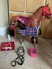 Our Generation Horse and Foal for 18 Inch Dolls