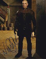 Vinnie Jones Signed 8X10 Color Photo Gareth Galavant Autograph