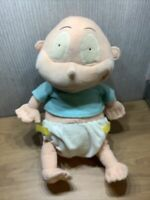 """Rugrats Tommy Pickles Rare Plush Soft Toy Collectable Retro 20"""" Cartoon Large"""