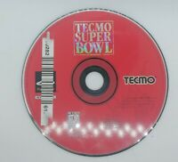 Tecmo Super Bowl Superbowl Ps1 Playstation one Disc Only TESTED Very Rare