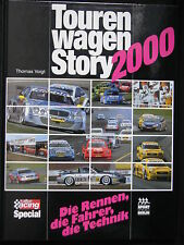 Rallye Racing Special Tourenwagen Story 2000 Thomas Voigt (Deutsch)