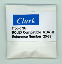 """To Fit Rolex Crystal Ref. 25-38 38 Tropic 38 T-38 """"CLARK"""""""