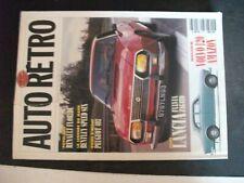 **ya Revue Auto Rétro n°137 Volvo Amazon / Lotus Elan / Renault floride
