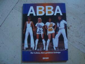 ABBA exclusiv RARE original import bio HARDCOVER photo book Agnetha Frida