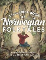D'Aulaires' Book of Norwegian Folktales (Hardback or Cased Book)