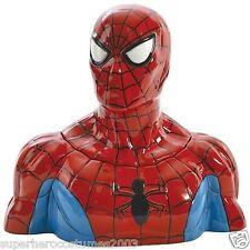 The Amazing Spider-Man Cookie Jar Marvel Comics Ceramic Brand New Westland 22931