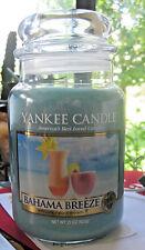 Yankee Candle Large 22 oz. Jar Bahama Breeze Fruit Collection Scent