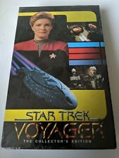 New ListingStar Trek Voyager The Collector's Edition Vhs Video  00006000 Tape Brand New Sealed