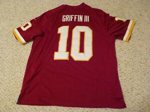 NWT Nike Washington Redskins 10 Robert Griffin III Limited Jersey (Men Medium)