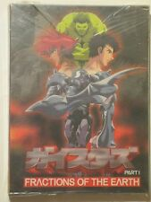 New Geisters Fractions of the Earth Part #1 Anime 2-DVD Episodes 1-12