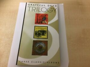 GRATEFUL DEAD - TRILOGY - THREE CLASSIC ALBUMS - CD