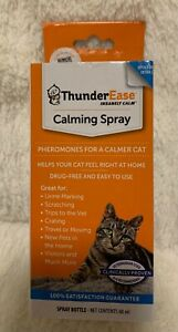 Genuine Thunderease Calming Spray for Cats Exp 03/2022 *FAST FREE SHIPPING*