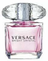 Versace Bright Crystal Perfume for Women Eau De Toilette EDT Mini .17oz, 5ml NIB