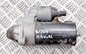 Mercedes C Class W204 2.1CDI manual genuine starter motor A6519062400
