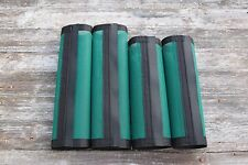 Fly Protection Leg Wraps/Leggings For Horses, Straight Fly Boots Set Of 4,Green