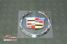 NOS 2007-14 Cadillac Escalade / ESV / EXT Grille Crest & Wreath Emblem