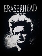 ERASERHEAD CULT FILM MOVIE BLACK CANVAS BACK PATCH