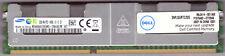 Samsung LRDIMM RAM 32GB   M386B4G70DM0-CMA4Q   DDR3   PC3-14900L 1866MHZ   4RX4