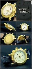 Othello Chronograph Watch A. D.H.Jacques Cantani Swiss Movement