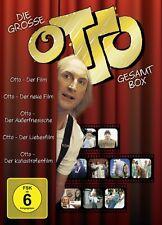 DIE GROSSE OTTO-BOX 5 DVD KOMÖDIE NEU