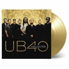 Ub40 Collected Limited Gold 180 Gram Vinyl Gatefold Numbered 2lp
