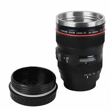 Creative Camera Lens EF 24-105mm Thermos Mug Tea Water Liner Thermal Coffee Cup