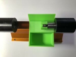 New 3D Printed Forster Trimmer Brass Shavings Catcher Basket Upgrade Brassket