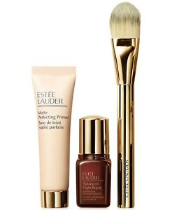 Estee Lauder Meet Your Match Double Wear Makeup Kit SOLD OUT GREAT GIFT NEW