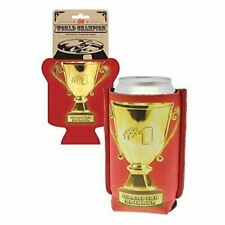 Dci #1 World Champion Drink Sleeve Koolie, Red/Gold