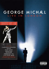 George Michael: Live in London DVD (2009) George Michael ***NEW***