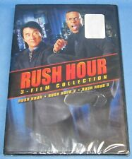 New listing Rush Hour 1,2,3 ~ Three Film Collection on Dvd