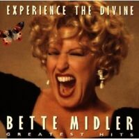 BETTE MIDLER-EXPERIENCE THE DIVINE-GREATEST HITS CD NEW