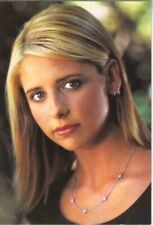 Buffy the Vampire Slayer 4 x 6 Photo Postcard Buffy Glancing #4 New Unused