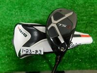 Titleist TS3 21* Hybrid Kuro Kage 60 Stiff Graphite with 818 Headcover Excellent