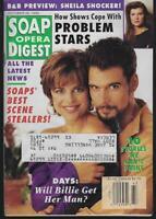 Soap Opera Digest Magazine October 26, 1993  Robert Kelker-Kelly and Lisa Rinna