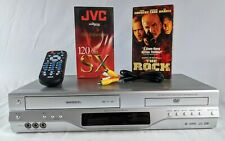 Toshiba SD-V393SU1 DVD/VCR Combo VHS Video Cassette Recorder Player *Serviced*