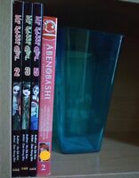 My Sassy Girl 2-3, 5 Lot of 4 Seinen Manga, English, 16+, Ho Sik Kim