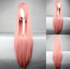 Rosane Perücken & Haarteile mit klassischer Kappe in