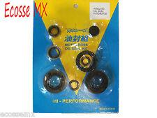 KAWASAKI KX60 KX80 KX85 KX100 1985-2015 Mitaka 822100 Kit de sello del motor