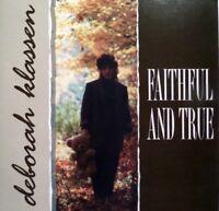 Deborah Klassen  Faithful and True 10 Track CD Album