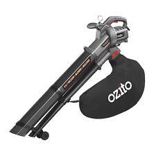 Ozito 2400W Electric Blower Vac Mulcher